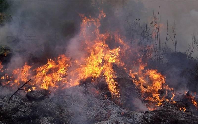 К чему снится пепелище после пожара